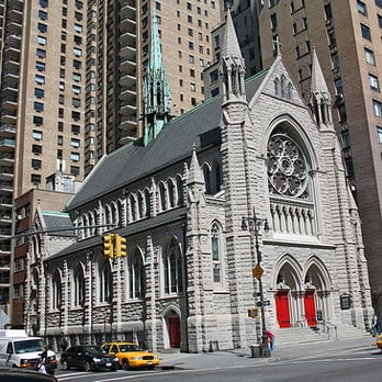 Image result for holy trinity lutheran church nyc