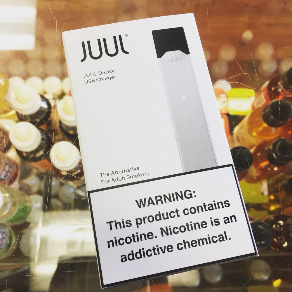 Limited edition silver juul kits  Won't stay here for long