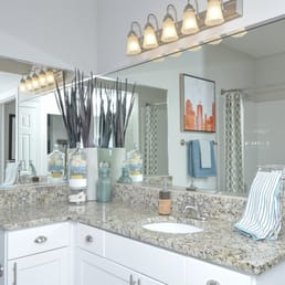 Photo Of Savannah Midtown Apartments   Atlanta, GA, United States. Master  Bathroom