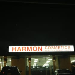 Harmon Face Values. Since Harmon Face Values has been a wholly owned subsidiary of New Jersey-based Bed Bath & Beyond; the company is a market leader in cosmetics, health and beauty aids.