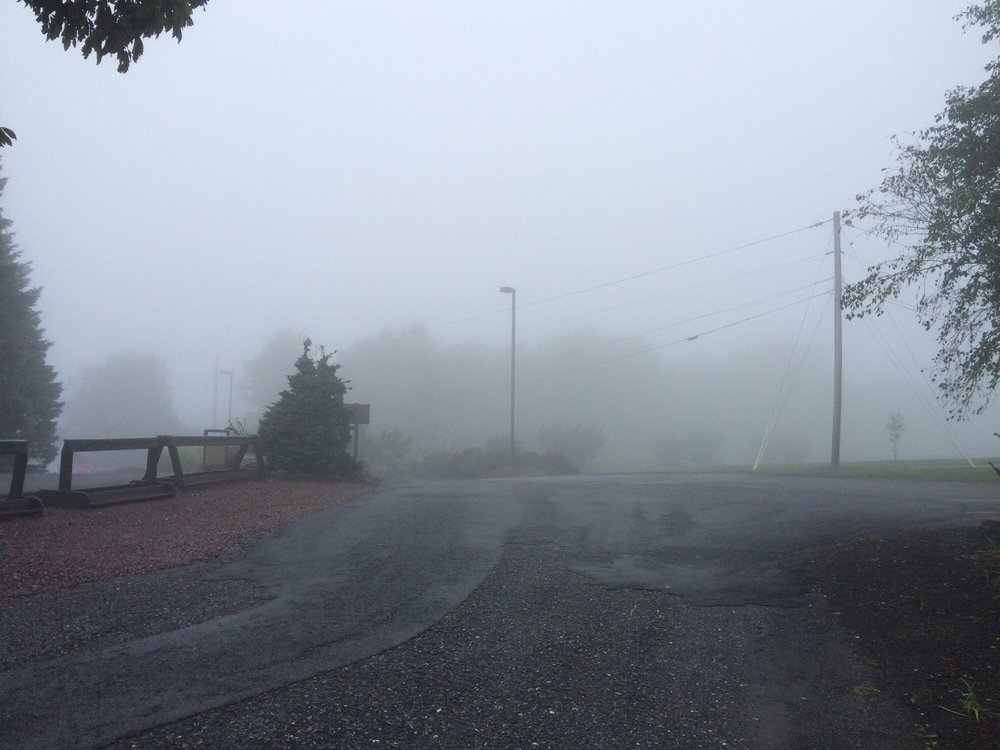 A Zombie Fog Settles Over The Course Yelp