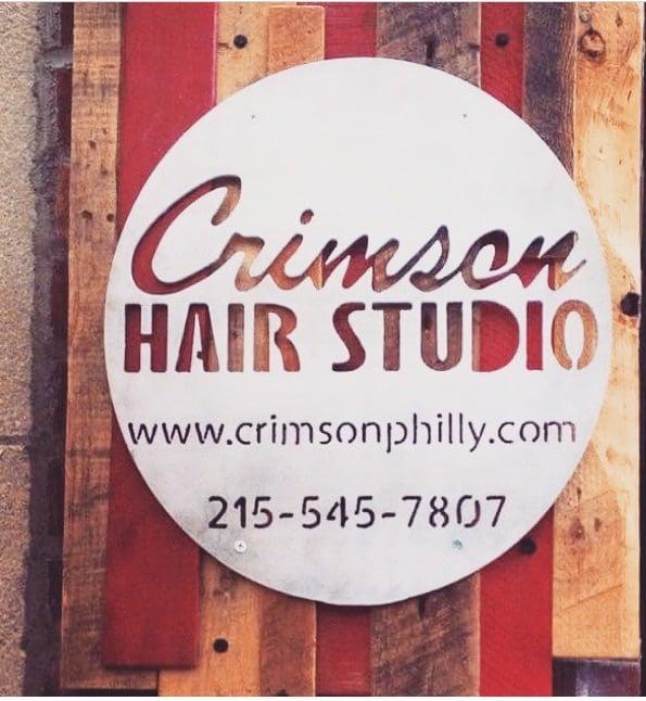 Crimson Hair Studio: 1710-12 Sansom St, Philadelphia, PA