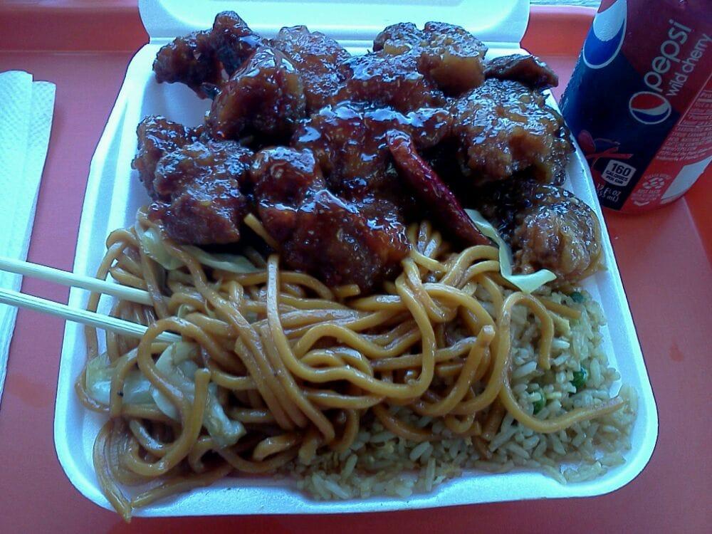 Chinese Fast Food Northridge Ca