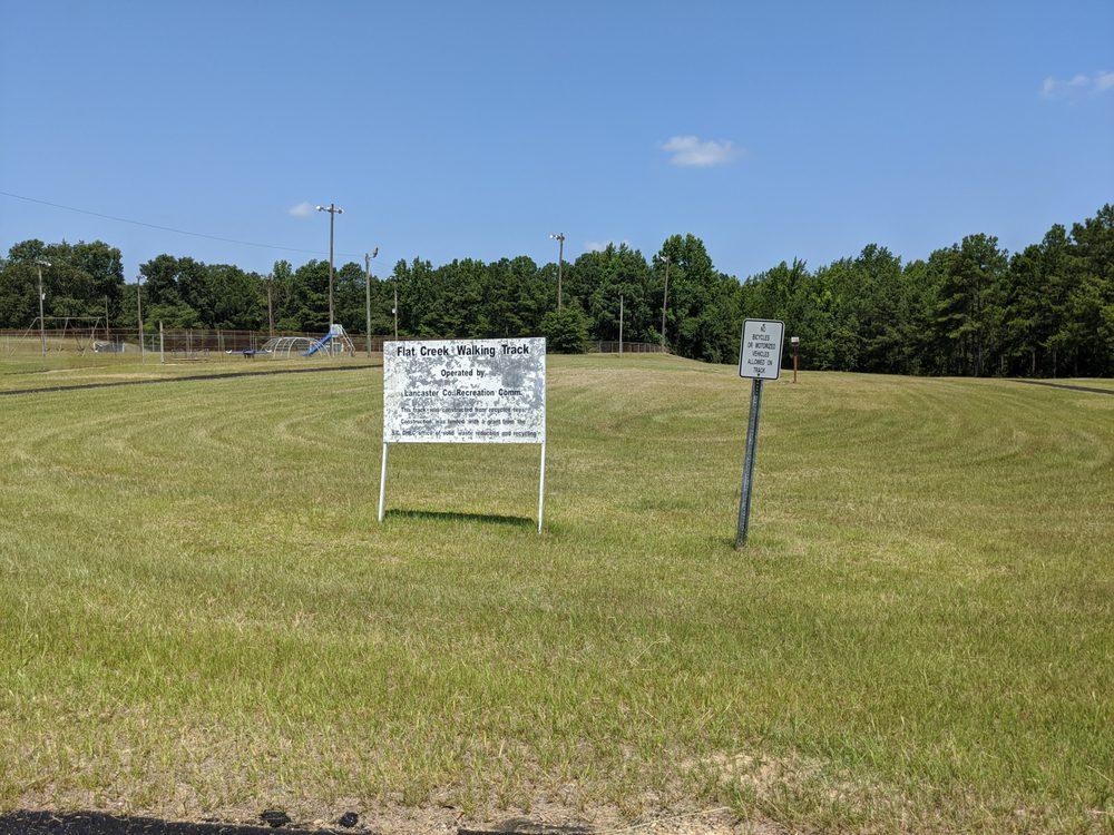 Flat Creek Park: 3500 Gold Mine Hwy, Kershaw, SC