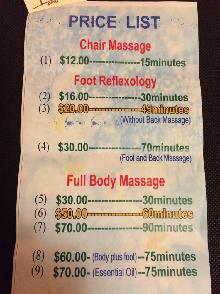 Miracle Chi Gong Massage - 37 Reviews - Massage - 4124 Mission St, Mission  Terrace, San Francisco, CA - Phone Number - Yelp
