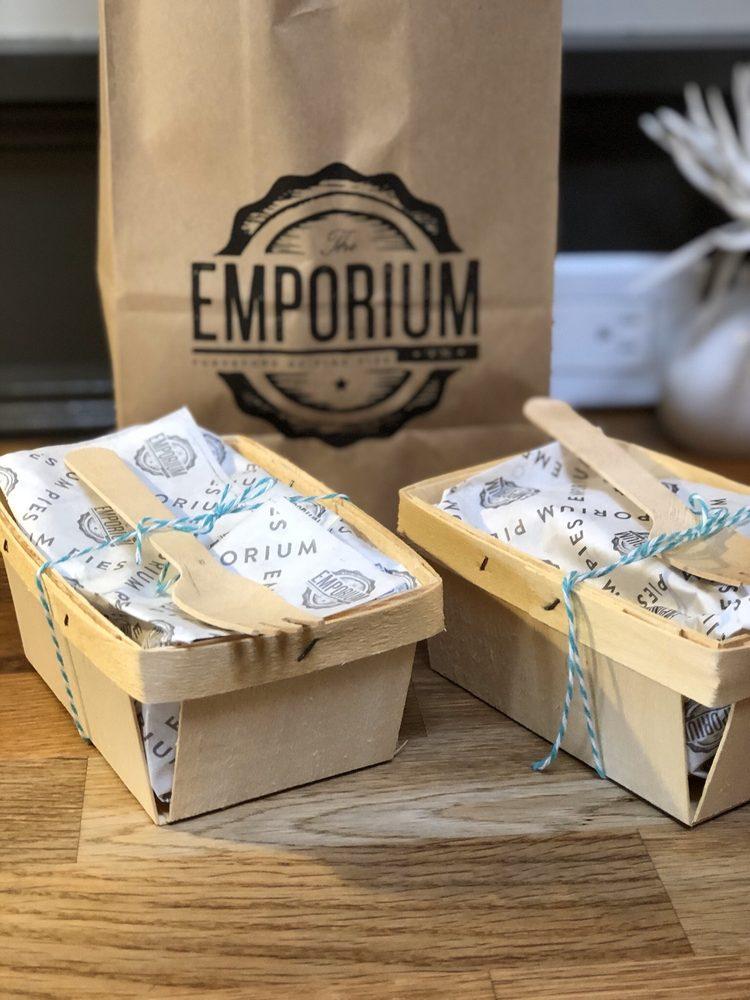 Social Spots from Emporium Pies
