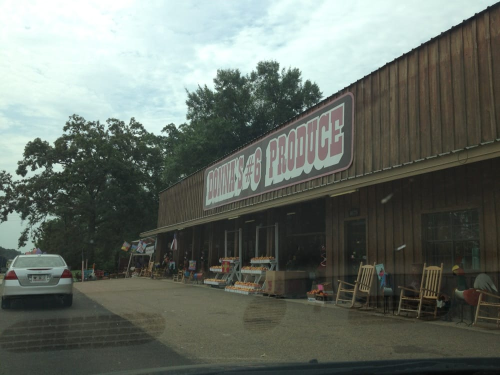 Donna's #6 Produce: 3875 Hwy 49 S, Florence, MS