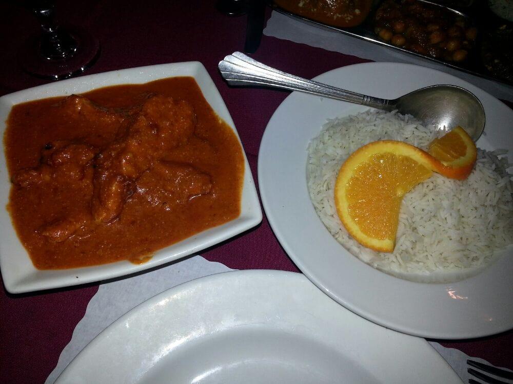 Bewali chicken yelp for Milan indian restaurant