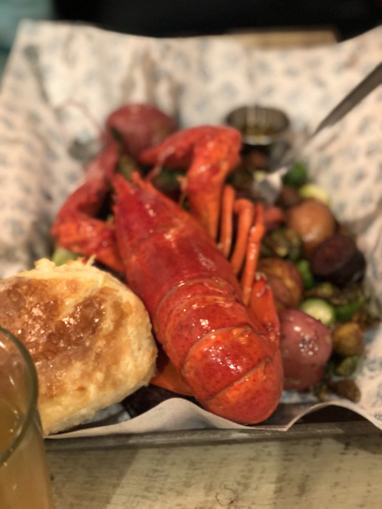 Peacemaker Lobster and Crab