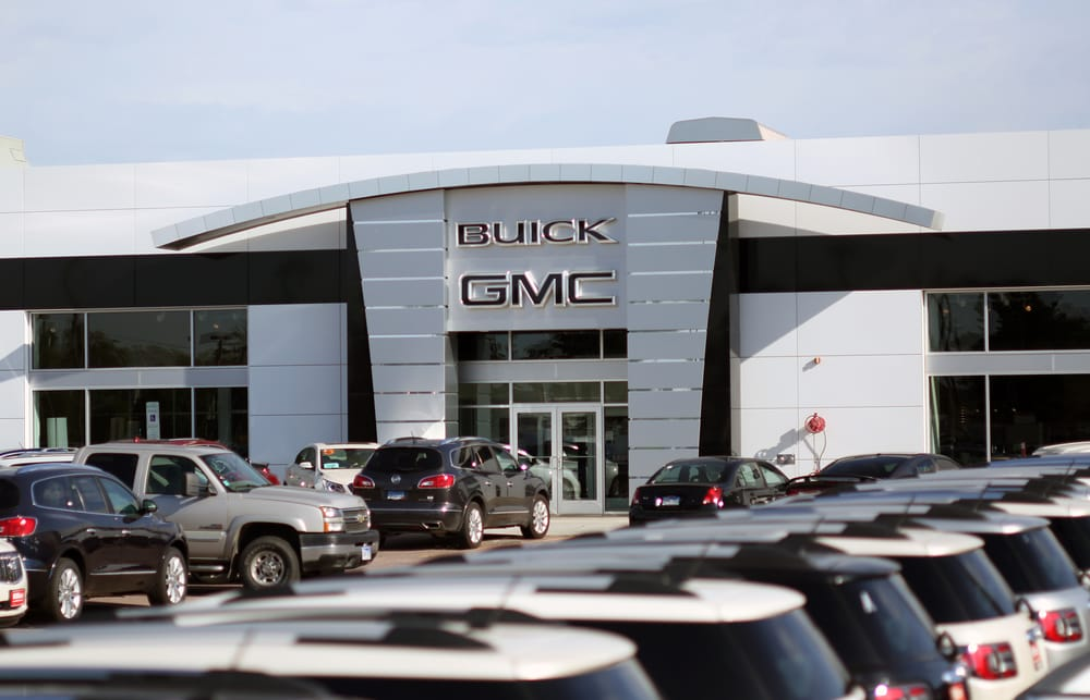 Billion buick gmc in sioux falls yelp for Billion motors sioux falls