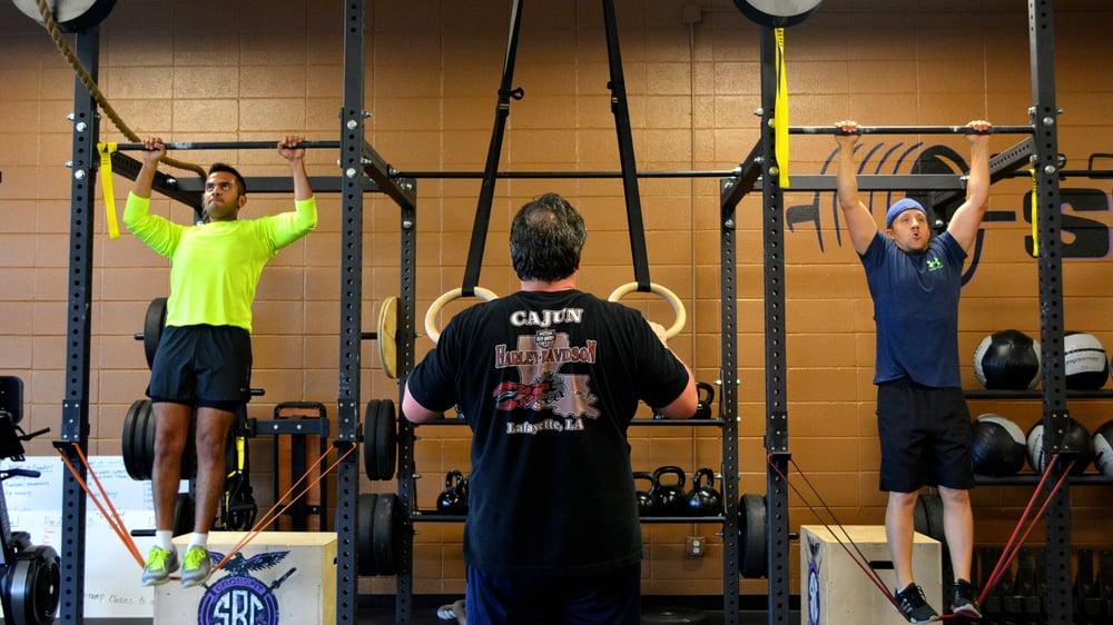 CrossFit SRC: 5832 Commerce Rd, Milton, FL