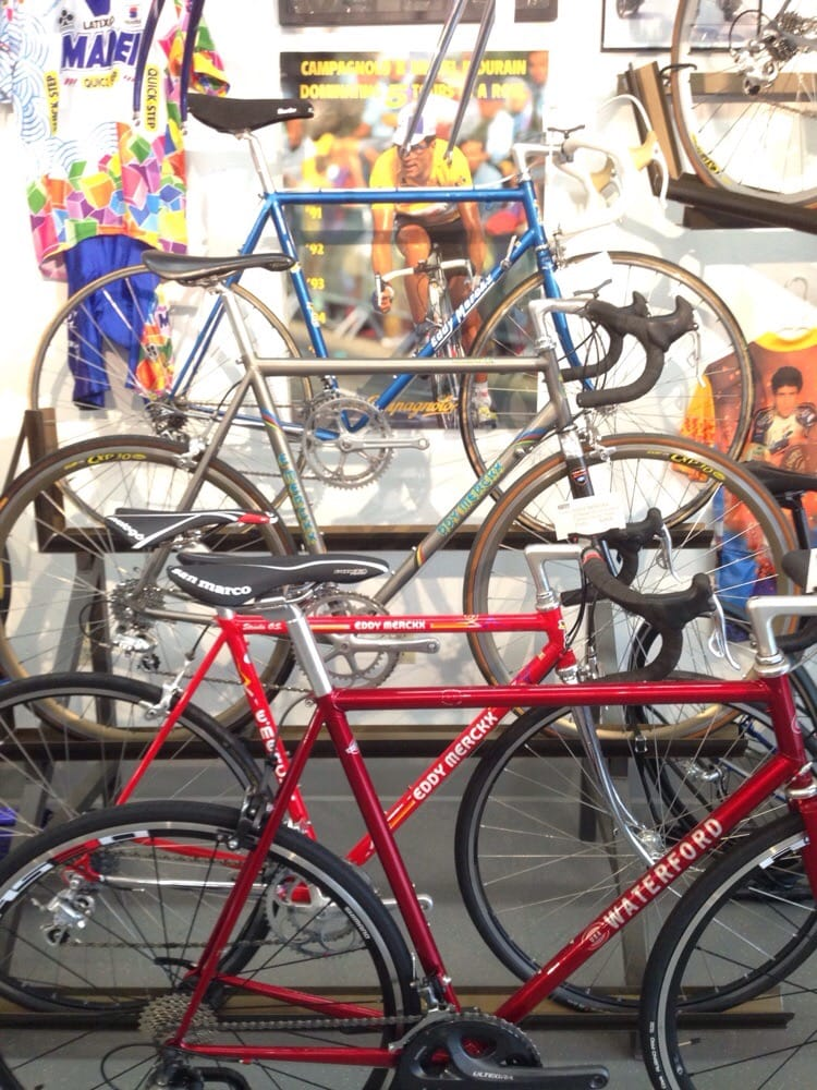 Burlingame Bikes