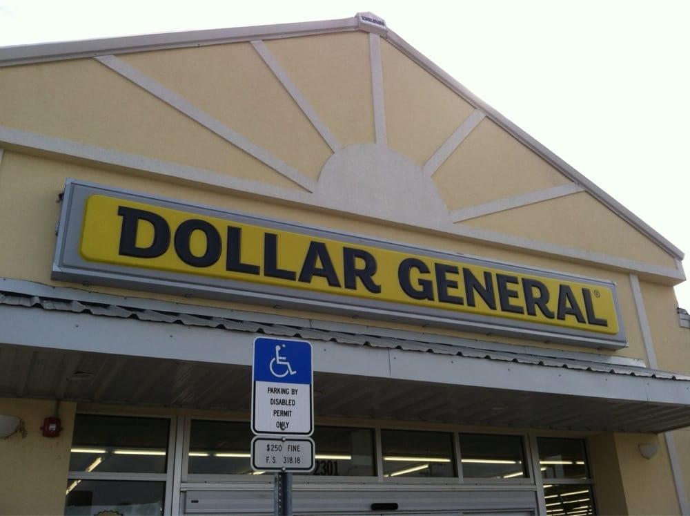 Dollar General: 2301 E 5th St, Lehigh Acres, FL