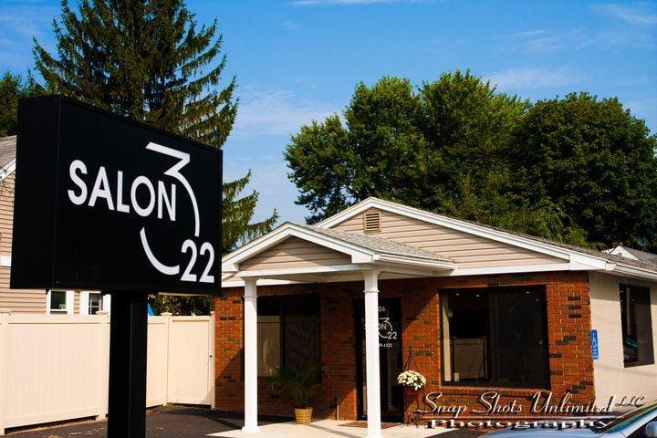 Salon 322: 1106 Springfield St, Agawam, MA