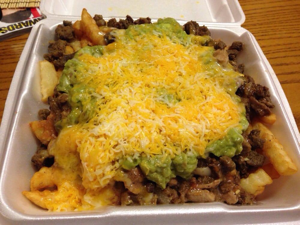 Asada Nacho Fries Could Use More Guac Yelp