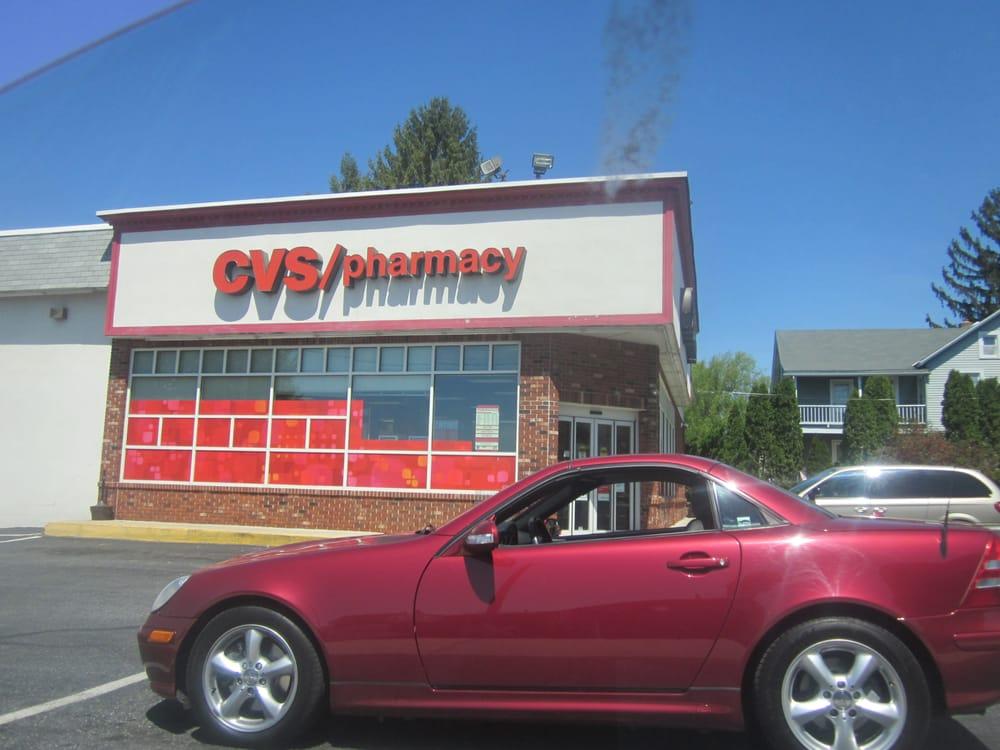 CVS Pharmacy: 1332 Main St, Hellertown, PA