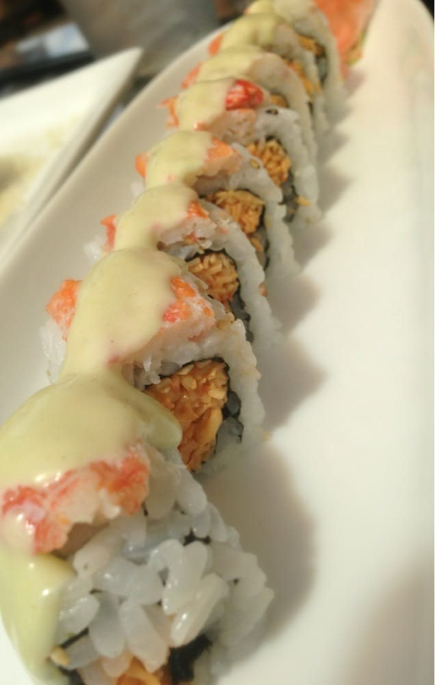 Snow Crab Roll - Yelp