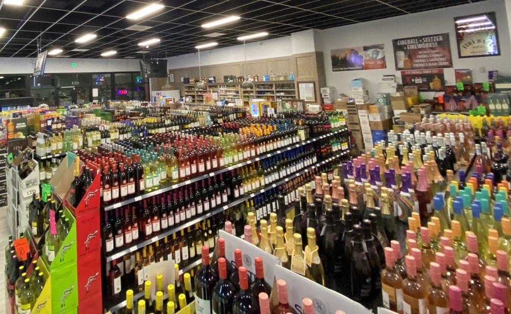 Iliff Liquors: 2337 S Blackhawk St, Aurora, CO