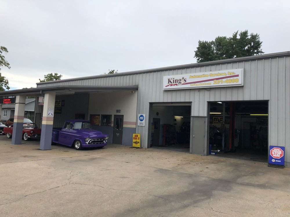 King's Automotive Service: 512 W 4th St, Pittsburg, KS