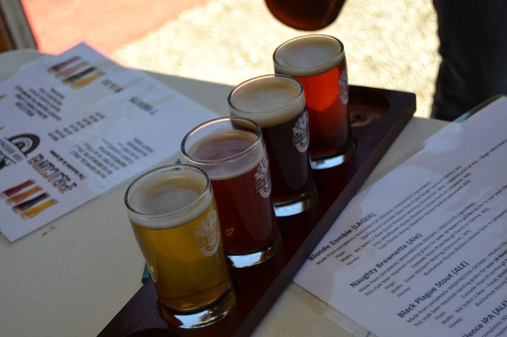 Four Horsemen Brewery: 30221 148th Ave SE, Kent, WA