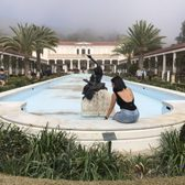 'Photo of The Getty Villa - Pacific Palisades, CA, United States. I like to pretend there was water in here' from the web at 'https://s3-media4.fl.yelpcdn.com/bphoto/jDHSIabkJjpzSpTC8XcJCA/168s.jpg'