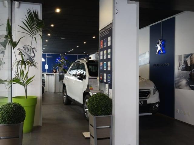 Peugeot Paris 11 Locarson