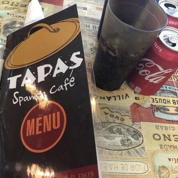 Tapas Spanish Cafe Tampa Fl