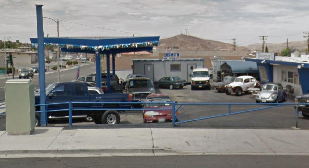 A-1 Lock Barstow: 931 E Main St, Barstow, CA