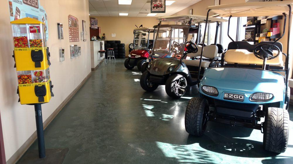 Prairie Land Golf & Utility Cars: 1 Quest Dr, Bloomington, IL