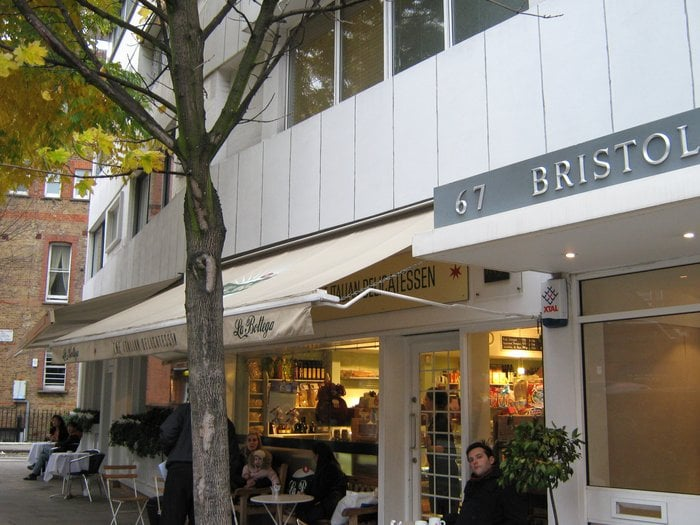 La Bottega: 65 Lower Sloane Street, London, XGL