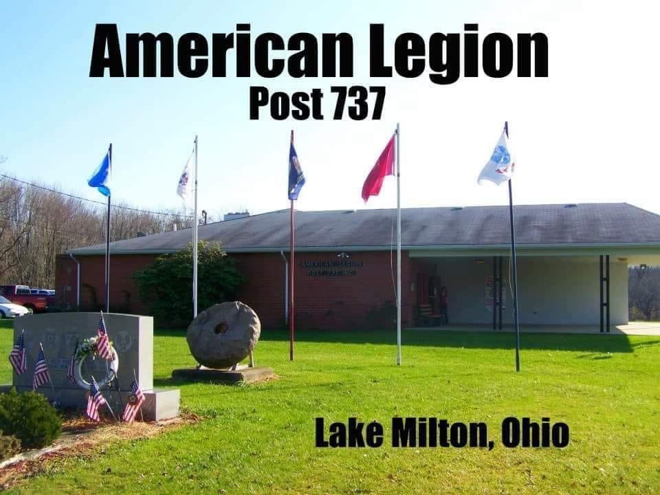 American Legion Post 737: 16465 Milton Ave, Lake Milton, OH
