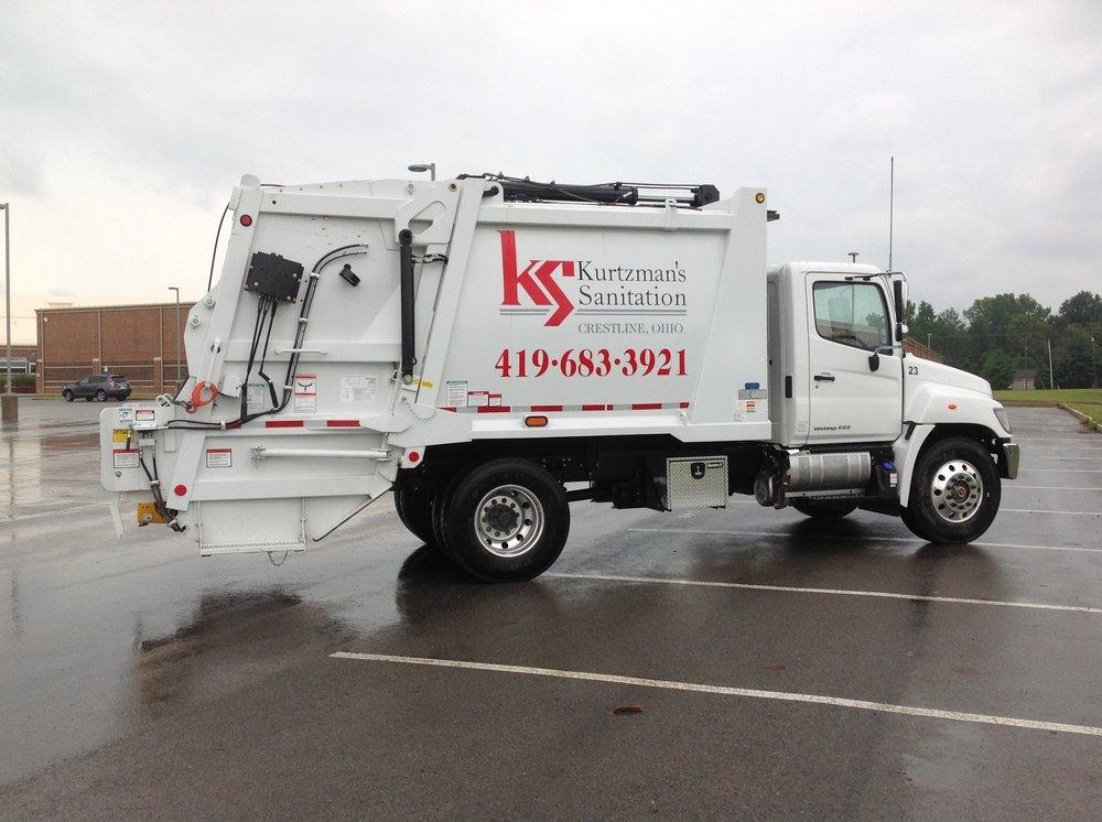 Kurtzman Sanitation: 725 W Main St, Crestline, OH