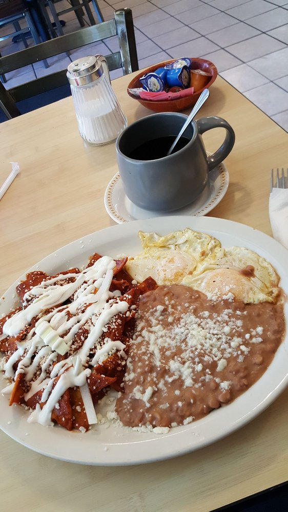 Saul's Restaurant: 11720 Bartlett Ave, Adelanto, CA