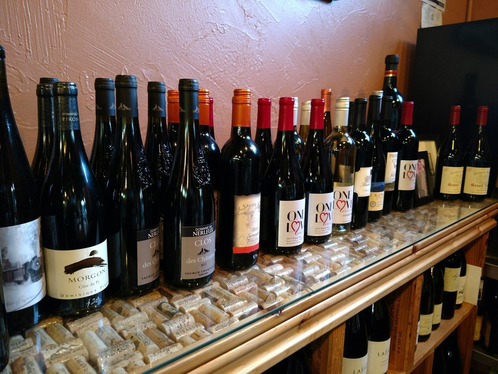 Harpers Wine House: 320 N Main St, Brownsville, OR
