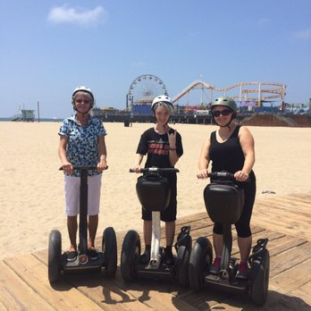 Photo Of Segway Los Angeles Santa Monica Ca United States Great Time