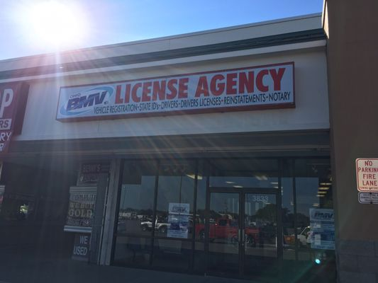 Ohio BMV License Agency 3833 S High St Columbus, OH - MapQuest
