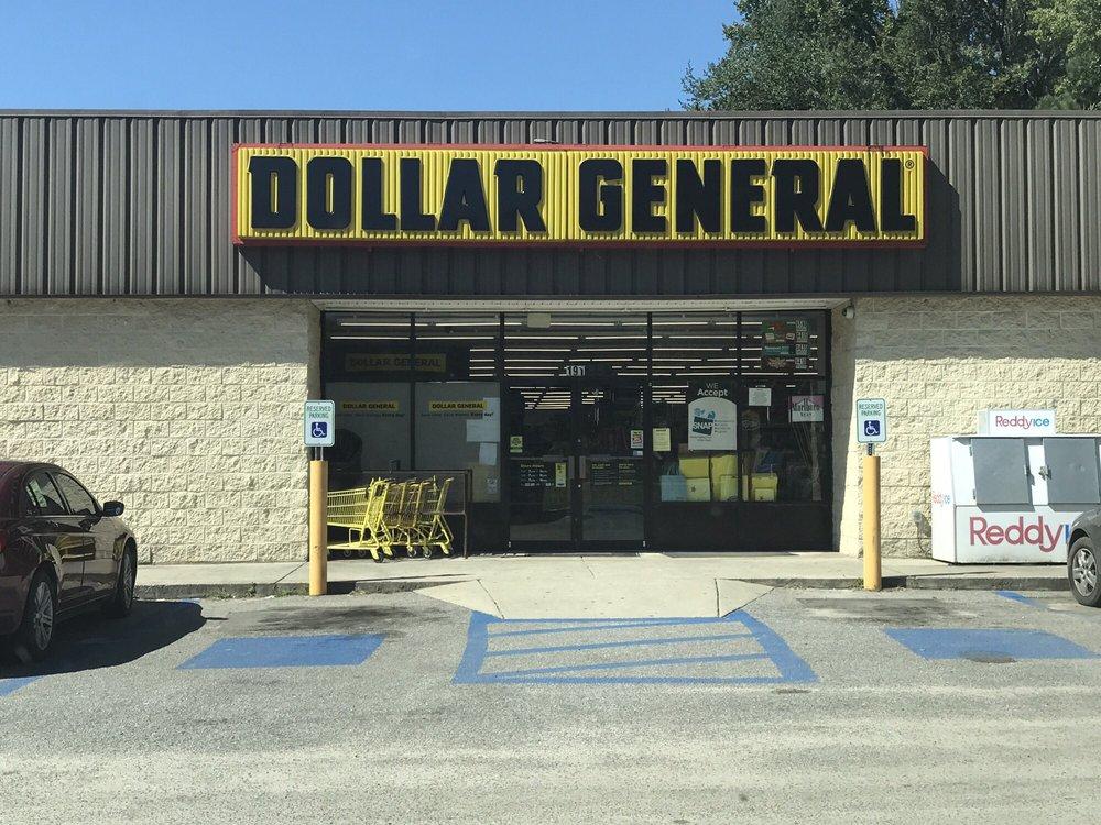 Dollar General Store: 191 Yemassee Hwy, Yemassee, SC