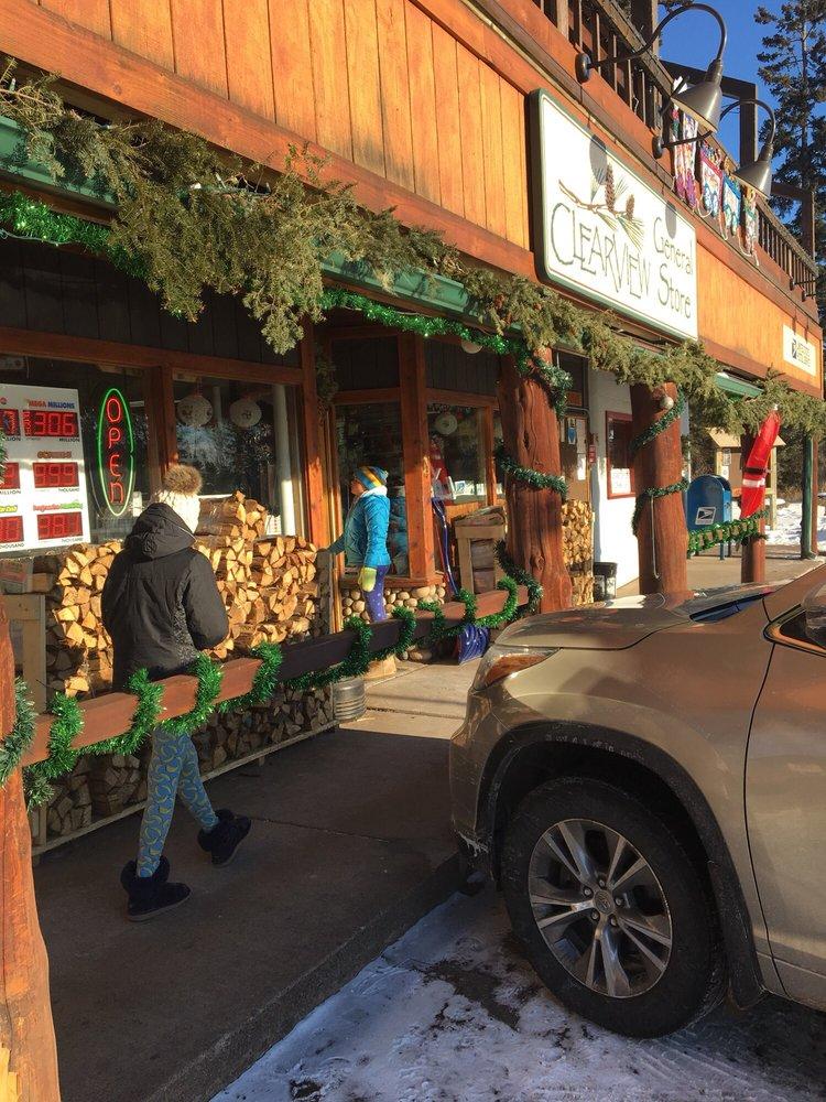 Clearview General Store: 5323 MN-61, Lutsen, MN