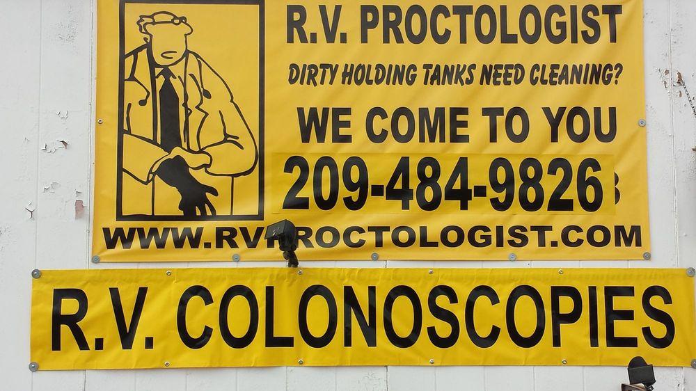 RV Proctologist: Quartzsite, AZ