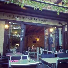 Restaurant les jardins de la louve restauranger place - Les jardins de la louve rocamadour ...