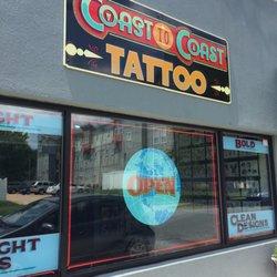 Coast to coast tattoo 44 fotos 10 beitr ge tattoo for 15th street tattoo