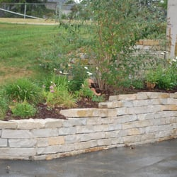 Photo Of Chesterfield Lawns Landscapes Mo United States Natural Stone