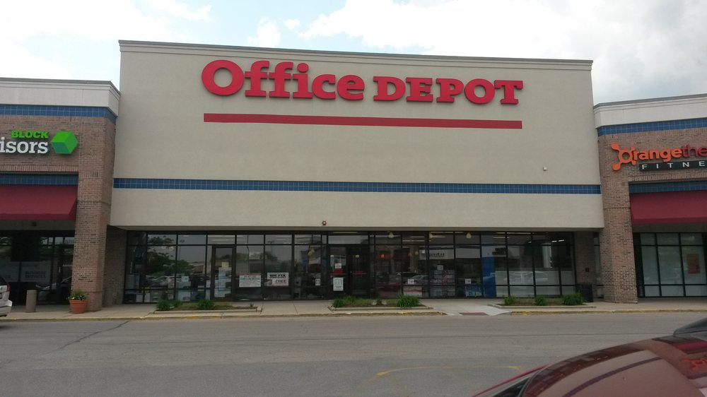 office depot quipement pour le bureau 15202 s lagrange rd orland park il tats unis. Black Bedroom Furniture Sets. Home Design Ideas