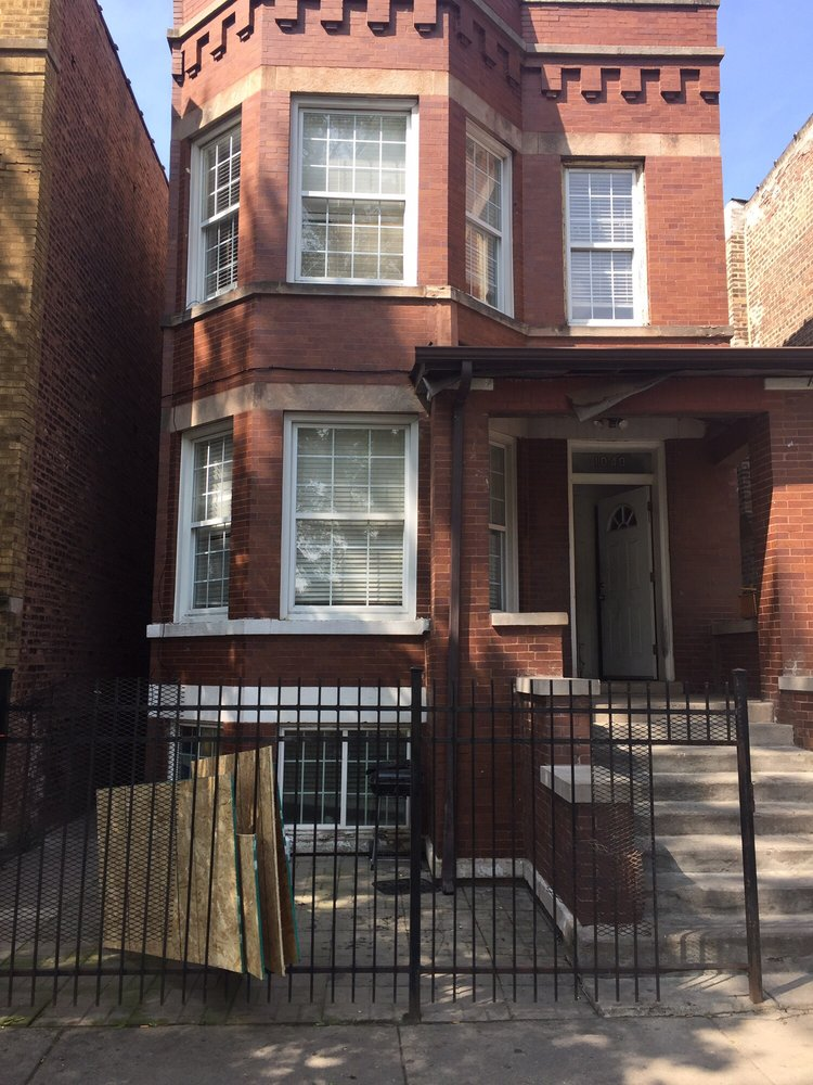 A Budget Board Up Service & Restoration: 1915 N Tripp Ave, Chicago, IL