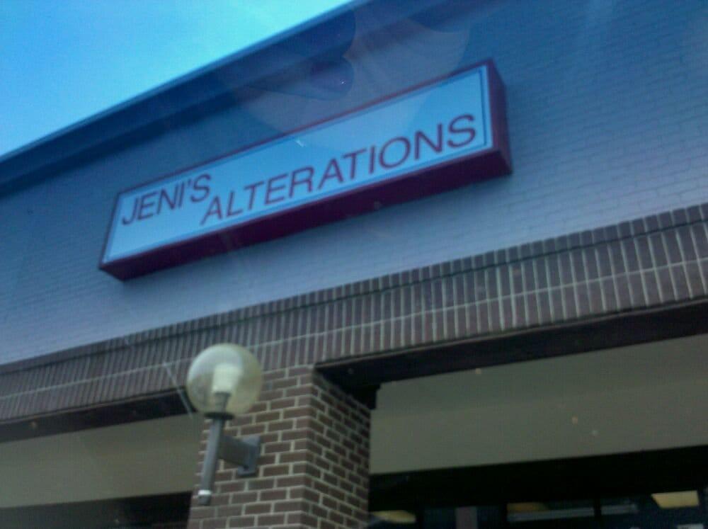 Jeni's Alterations: 30 Orchard Park Dr, Greenville, SC