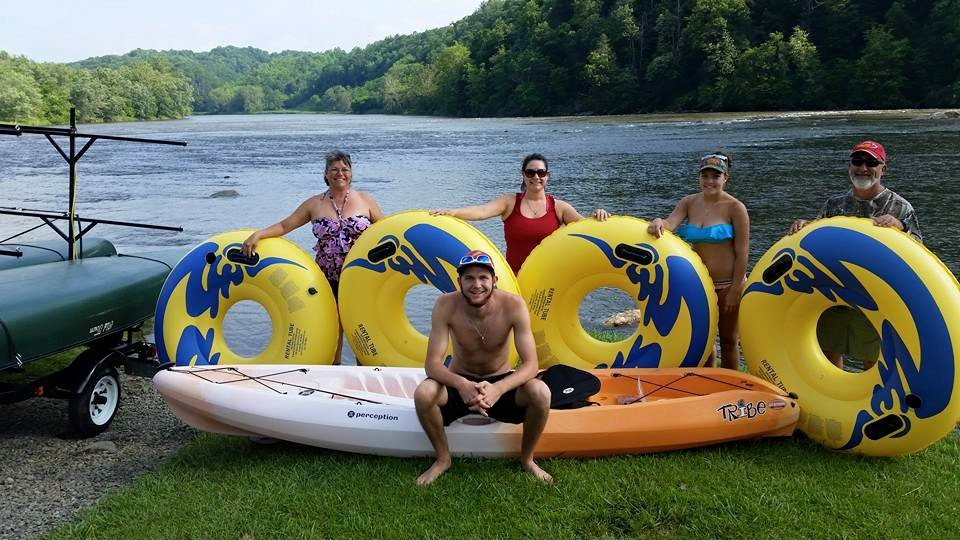 New River Outdoor Adventures: 5785 Fries Rd, Galax, VA