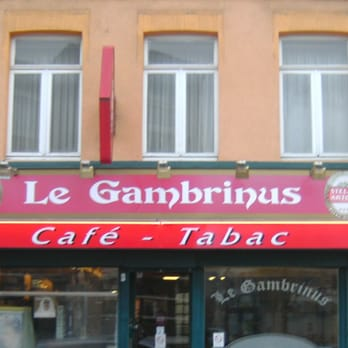 le gambrinus bureaux de tabac 51 rue du march wazemmes lille yelp. Black Bedroom Furniture Sets. Home Design Ideas