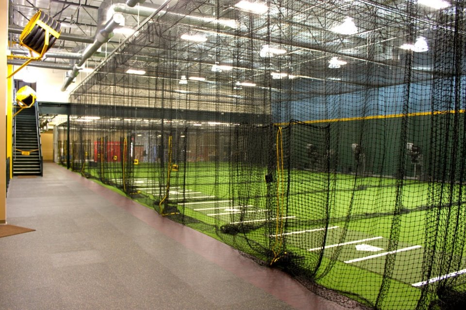 Indoor Cages At Paradise Lane Retractable Nets With State