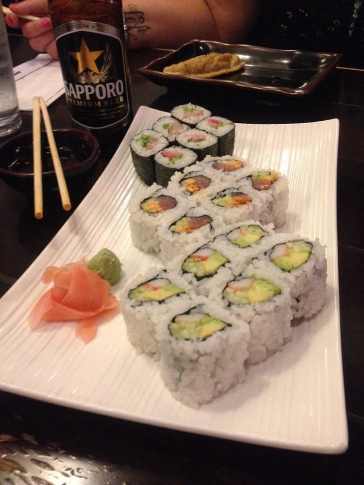 Wasabi korean and japanese cuisine 100 foto 39 s 192 for Asian cuisine athens al