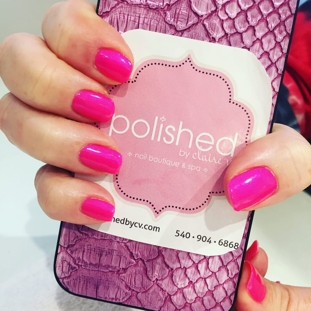 Polished by Claire V - 12 Photos - Nail Salons - 4710F Starkey Rd ...